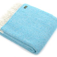 azure-wool-throw