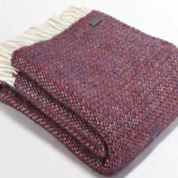 crimson-wool-throw